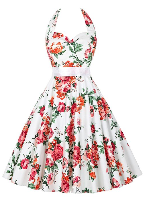 robe-pin-up-a-fleurs