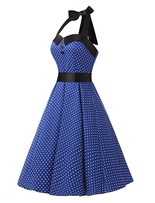 robe-pin-up-polka-bal