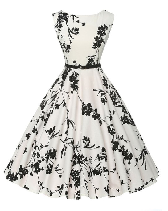 robe-rockabilly-vintage